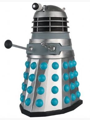 Doctor Who Figurine Collection Mega Dead Planet Dalek Eaglemoss